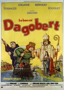 O bom rei Dagoberto - Poster / Capa / Cartaz - Oficial 1