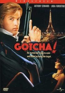 Gotcha! - Uma Arma do Barulho - Poster / Capa / Cartaz - Oficial 3