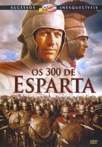 Os 300 de Esparta - Poster / Capa / Cartaz - Oficial 1