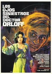 Los Ojos Siniestros del Doctor Orloff - Poster / Capa / Cartaz - Oficial 1