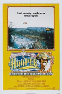 Hooper - O Homem das Mil Façanhas - Poster / Capa / Cartaz - Oficial 2