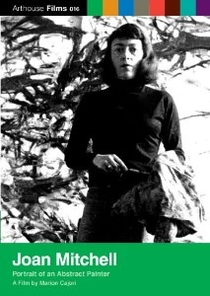 Joan Mitchell: Portrait of an Abstract Painter - Poster / Capa / Cartaz - Oficial 1
