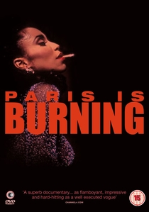 Paris is Burning - Poster / Capa / Cartaz - Oficial 1