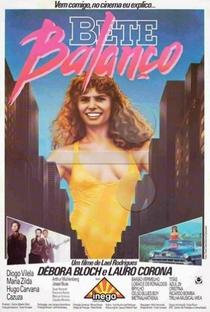 Bete Balanço - Poster / Capa / Cartaz - Oficial 1