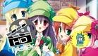 Tantei Kageki Milky Holmes TD - Official Trailer (HD)