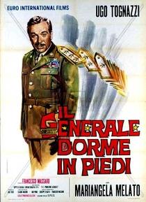 Il Generale Dorme In Piedi - Poster / Capa / Cartaz - Oficial 1
