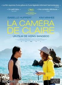 A Câmera de Claire - Poster / Capa / Cartaz - Oficial 5