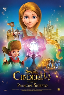 Cinderela e o Príncipe Secreto - Poster / Capa / Cartaz - Oficial 1