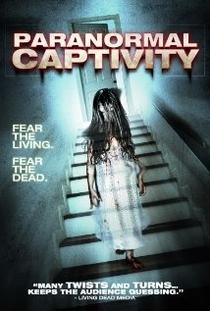 Paranormal Captivity - Poster / Capa / Cartaz - Oficial 1
