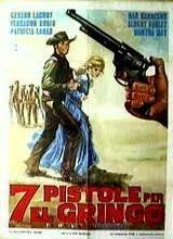 Sete Pistolas Para um Gringo - Poster / Capa / Cartaz - Oficial 1