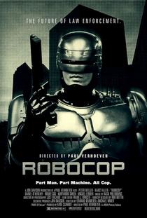 RoboCop - O Policial do Futuro - Poster / Capa / Cartaz - Oficial 9