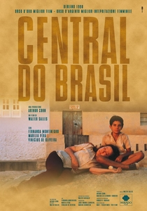 Central do Brasil - Poster / Capa / Cartaz - Oficial 3