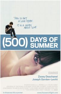 (500) Dias com Ela - Poster / Capa / Cartaz - Oficial 2