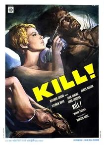 Kill - Poster / Capa / Cartaz - Oficial 1