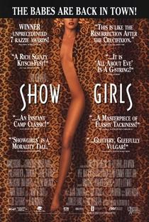 Showgirls - Poster / Capa / Cartaz - Oficial 4