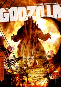 Godzilla - Poster / Capa / Cartaz - Oficial 2