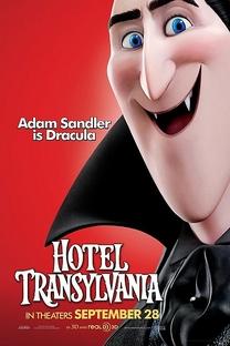 Hotel Transilvânia - Poster / Capa / Cartaz - Oficial 4