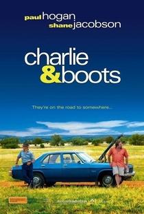 Charlie e Boots - Poster / Capa / Cartaz - Oficial 2