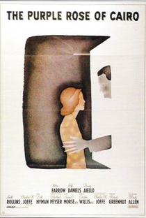 A Rosa Púrpura do Cairo - Poster / Capa / Cartaz - Oficial 3