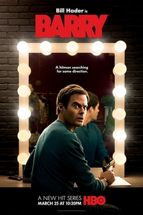 Barry (1ª Temporada) - Poster / Capa / Cartaz - Oficial 1