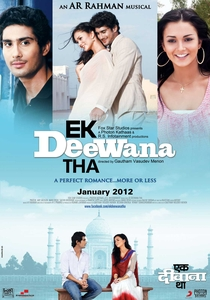 Ekk Deewana Tha - Poster / Capa / Cartaz - Oficial 2