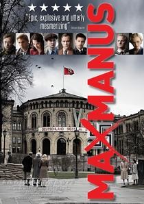Max Manus - O Homem da Guerra - Poster / Capa / Cartaz - Oficial 2