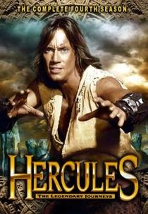 Hércules: A Lendária Jornada (4ª Temporada) - Poster / Capa / Cartaz - Oficial 1
