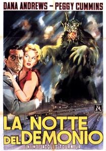 A Noite do Demônio  - Poster / Capa / Cartaz - Oficial 8