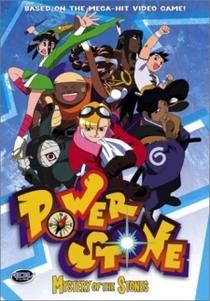 Power Stone - Poster / Capa / Cartaz - Oficial 1