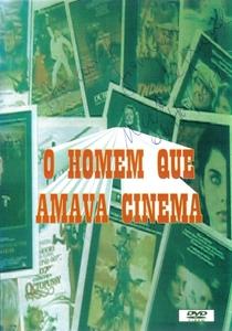 O Homem que Amava Cinema - Poster / Capa / Cartaz - Oficial 1