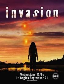 Invasion (1ª Temporada) - Poster / Capa / Cartaz - Oficial 1