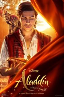 Aladdin - Poster / Capa / Cartaz - Oficial 12