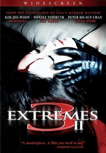 Três... Extremos 2 - Poster / Capa / Cartaz - Oficial 3