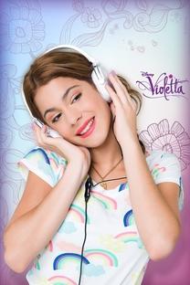 Violetta (1ª Temporada) - Poster / Capa / Cartaz - Oficial 3