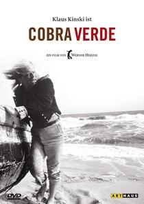 Cobra Verde - Poster / Capa / Cartaz - Oficial 2