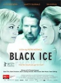 Black Ice - Poster / Capa / Cartaz - Oficial 2