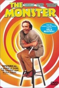 O Monstro - Poster / Capa / Cartaz - Oficial 1