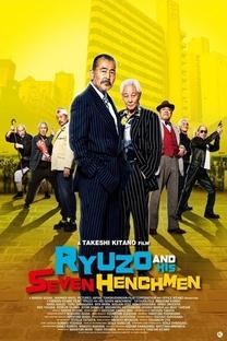 Ryuzo e seus Sete Capangas - Poster / Capa / Cartaz - Oficial 4