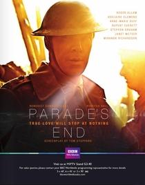 Parade's End - Poster / Capa / Cartaz - Oficial 1