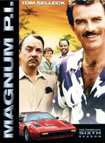 Magnum (6ª Temporada) - Poster / Capa / Cartaz - Oficial 1
