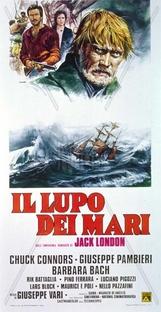 A Lenda do Lobo do Mar - Poster / Capa / Cartaz - Oficial 1