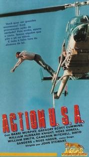 Action USA - Poster / Capa / Cartaz - Oficial 1