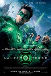 Lanterna Verde - Poster / Capa / Cartaz - Oficial 1