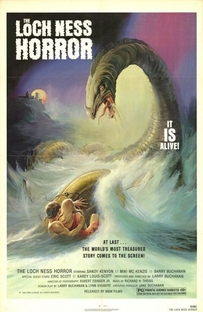 The Loch Ness Horror - Poster / Capa / Cartaz - Oficial 1