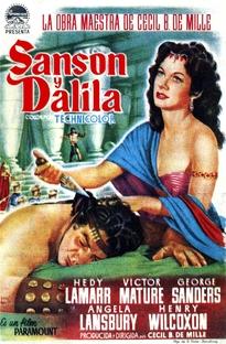 Sansão e Dalila - Poster / Capa / Cartaz - Oficial 6