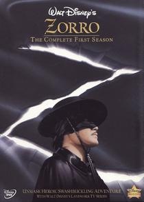 Zorro (1ª Temporada) - Poster / Capa / Cartaz - Oficial 1