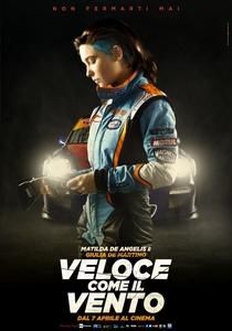 Veloce Come il Vento - Poster / Capa / Cartaz - Oficial 5
