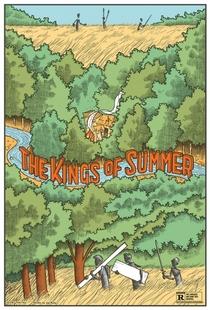 Os Reis do Verão - Poster / Capa / Cartaz - Oficial 10