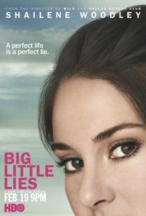 Big Little Lies (1ª Temporada) - Poster / Capa / Cartaz - Oficial 4
