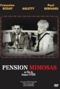 Pensão Mimosas - Poster / Capa / Cartaz - Oficial 1